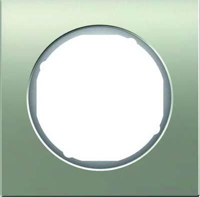 Hager 10112214 interruptor de luz Acero inoxidable - Interruptores de luz (Acero...
