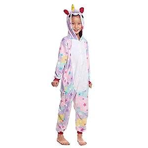 Pijamas Enteros de Animales Niñas
