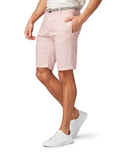 ren Chino Shorts, Rot (Red Slubby Summer Ya 16041), X-Large ()