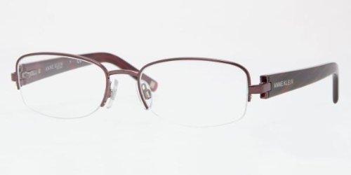 anne-klein-ak9109-531-eyeglasses-shiny-dark-brown-demo-lens-50-17-135