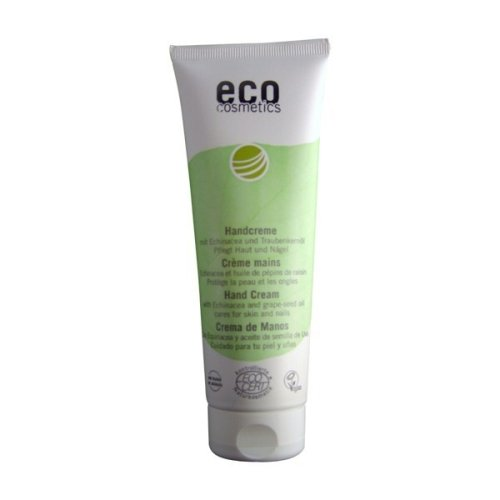 Eco Cosmetics Crème mains Echinacea et huile de pépins de raisin 125ml