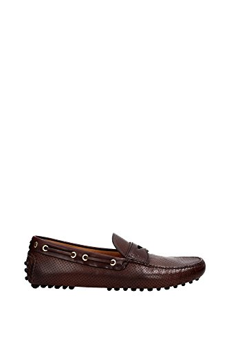 Mocassins Car Shoe Homme - (kud615coccovintagecalffo) Eu Brown