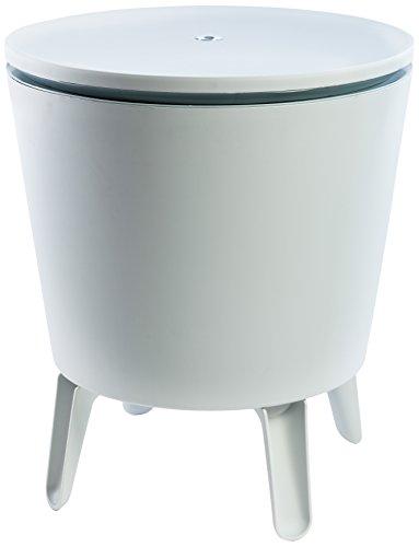 Keter, Eiswürfelbehälter 49.5x84.5x49.5 cm 49.5x84.5x49.5 cm Bianco
