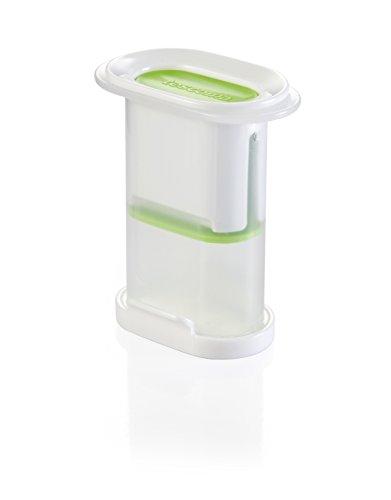Tescoma dispensador para hierbas aromáticas bloqueadas, Color blanco