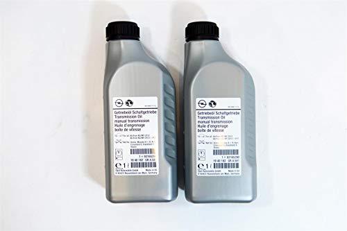 LSC 93165290 - Olio per cambio manuale, 2 x 1 l, SAE75 W85