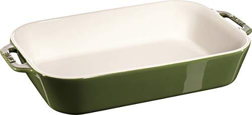 Staub Ceramic by Auflaufform 34 x 24 cm