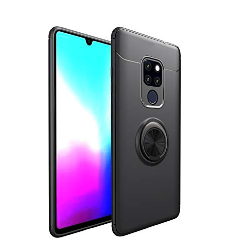 L&Z Huawei Mate 20/Mate 20 lite/Mate 20 pro Hülle, Leder Tasche Case Hülle im Bookstyle mit...