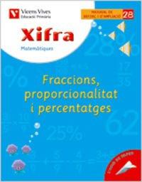 Xifra Q-28 Fracci. Proporc. Percent - 9788431682880