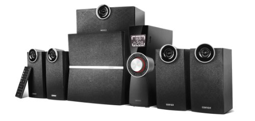 Edifier Multimedia C6XD - Sistema Audio Home Cinema
