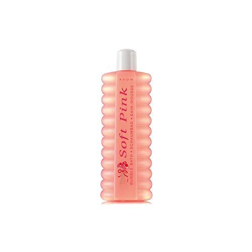 Avon Bubble Bath 500ml - Soft Pink