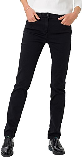 Brax Damen Slim Jeans Bx_shakira Black Black