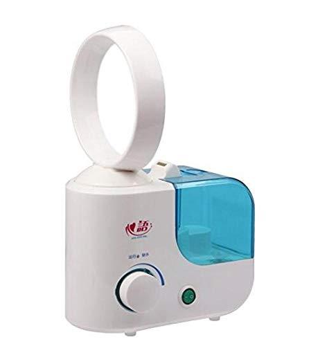 SHIQ Ventilador Ultrasónico Humidificador de Aire Ultrasónico Mist Maker Humidificador Azul,Azul,Humidificador