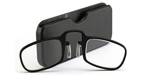 Gafas lectura mixtas sin patillas transparentes hombre