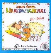 Detlev Jöckers Liedergeschenke zur Geburt Buch