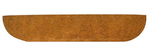 Gardman Revêtement en Fibres de Noix de Coco pour jardinières 76 cm