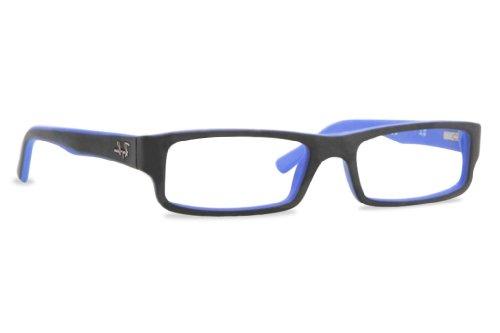 ray-ban-monture-lunettes-de-vue-rx-5246-5224-top-noir-sur-bleu-mat-55mm