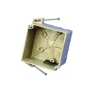 Fiberglass Square Box by Allied Moulded