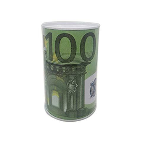 OSAYES El Billete de Banco Caja Metalica Dinero