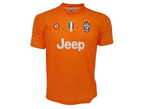 Maglia calcio bimbo Juve Buffon *24234 Replica ufficiale autorizzata Juventus-10 anni