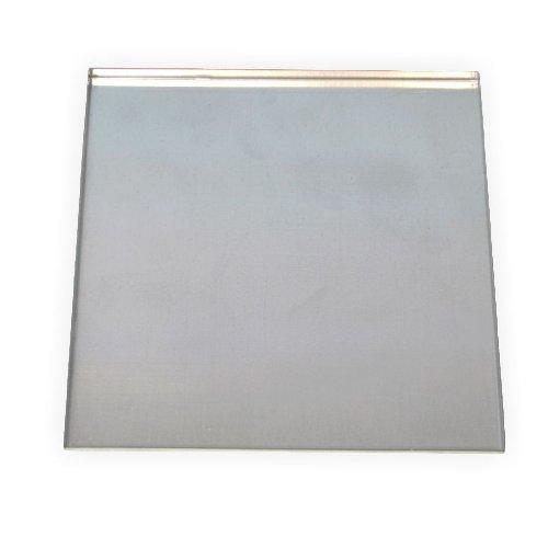 Metallschmelzform für Schmelzgranulat eckig 150x150 mm