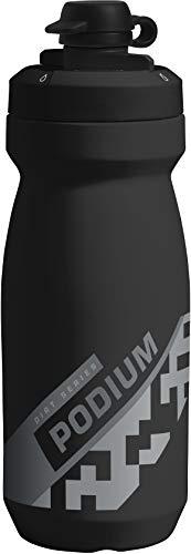CamelBak Products LLC Unisex- Erwachsene Podium Dirt Series Wasserflasche, Black, 620ml