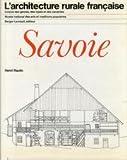 L'architecture rurale française/savoie
