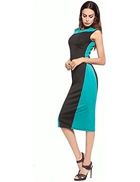 SJMMQZ vestido de mujer y un fino vestido