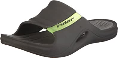 Rider Swim 80150-11, Sandales homme - Noir-TR-A4-178, 41 EU