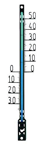TFA 12.6001.01.90–Außen-Thermometer, Kunststoff, schwarz