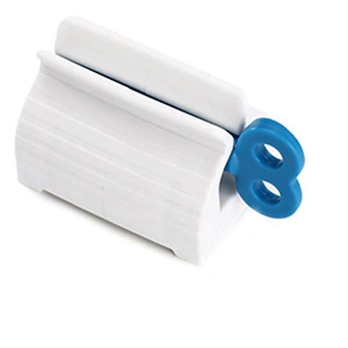 Morza Rodando Tubo de Pasta dentífrica dispensador del exprimidor de Pasta de Dientes del sostenedor del Asiento Accesorios de baño