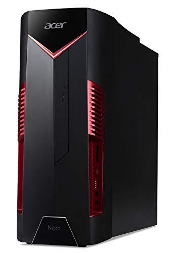 Acer Nitro N50-600 Intel Core i7-8700, 16GB RAM, 128GB SSD + 1TB HDD, NVIDIA GeForce GTX 1070, OOS