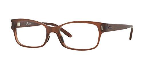 Ray-Ban Damen 0OX1129 Brillengestelle, Schwarz (Polished Black), 52