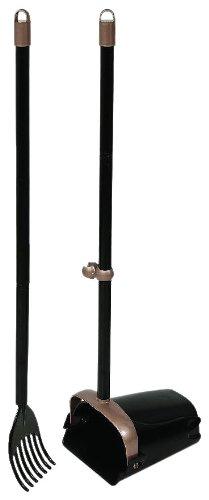 arm-hammer-71034-swivel-bin-and-rake-black-penny-by-arm-hammer