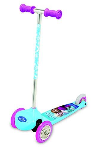 Smoby 7600450206 - Disney Frozen Monopattino, Tre Ruote Twist