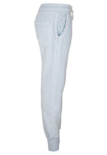Better rich hOME paNT pantalon paILLETTE Bleu - Air