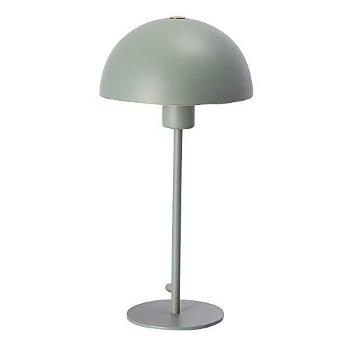 Lámparas de mesa de hierro de dibujos animados, Nordic LED Azul ...