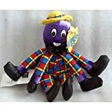 "Wiggles Henry the Octopus 12"" plush soft Doll"