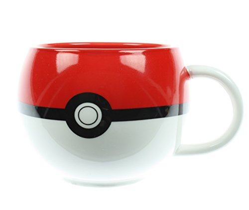 Pokemon Poke Ball Figural Tazza