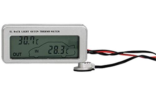 ALTIUM 650661 Thermomètre Intérieur/Extérieur Montre Digital
