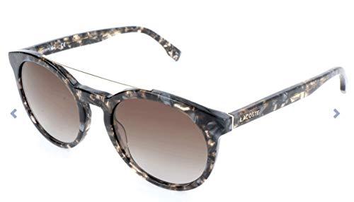 Lacoste Damen L821S Sonnenbrille, Grau, 53