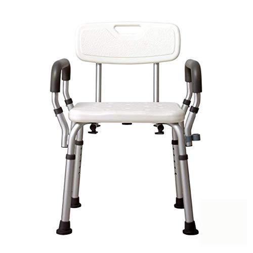 YZ-YUAN Stuhl Ältere Menschen Schwangere Frauen Behinderte Badezimmer Dusche Bad Hocker Aluminiumlegierung Anti - Rutsch - Hocker