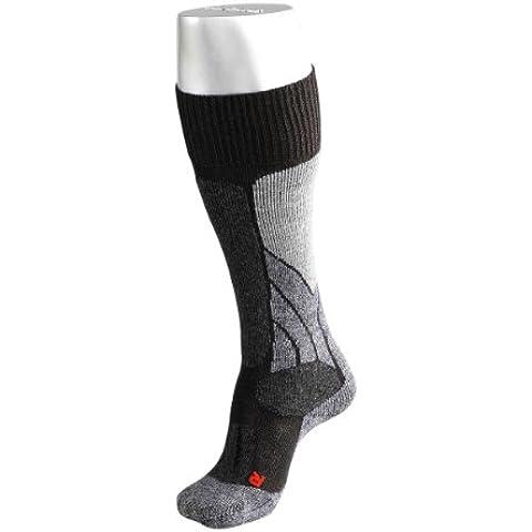 Falke SK 1 Ladies' - Calcetines para mujer, tamaño 37 - 38, color negro
