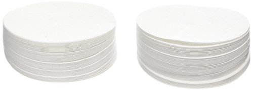 Whatman 4712R40PK 1005185 Grade 5 Qualitative Filter Paper 185 mm Thick and Max Volume 64 ml//m Pack of 100