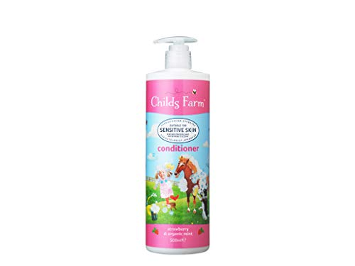 Childs Farm Strawberry and Organic Mint Conditioner