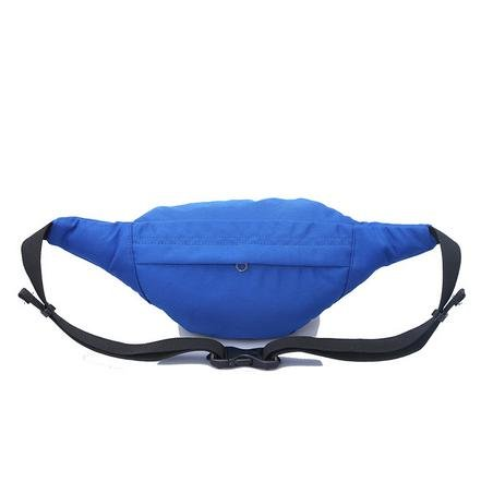 &zhou Kleine Taschen Multifunktions-Freizeit für Verwendung im freien Männer und Frauen kombiniert Geldbörsen Bewegung Schulter Umhängetasche Blue