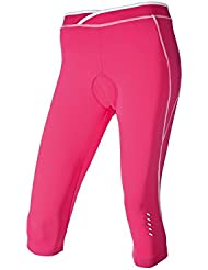 Mujer bicicleta pantalones Crivit Talla M, color rosa, tamaño 40/ 42