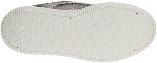 Victoria 1260103, Scarpe da Ginnastica con Piattaforma Unisex Adulto Argento (Plata)