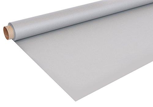 Bresser F001239 Papierhintergrundrolle (1,4 x 11 m) sturmgrau