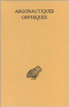 Les Argonautiques Orphiques [Pdf/ePub] eBook