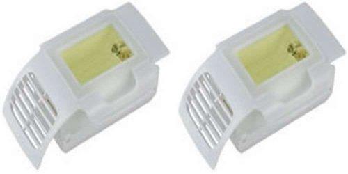 Lampeneinsatz für Silk´n SensEpil 2er Set - NEU 2 x 1.500 Impulse (Sensepil Haarentfernung)